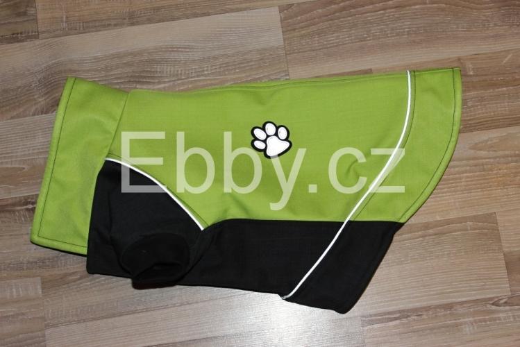 Psí obleček ze softshellu