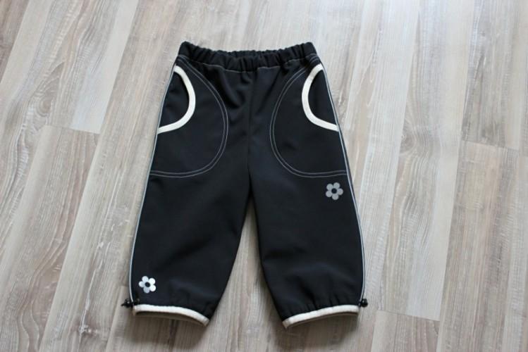 Holčičí kalhoty velikost 86